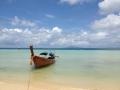 Необитаемый пляж на востоке Пи-Пи-Дона