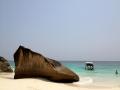 Пляж на острове №4