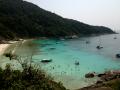 Вид со скалы Парус на острове №8