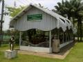 Выставка экспонатов после цунами