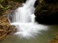 Порог на водопаде