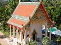 Вид с храма Чеди